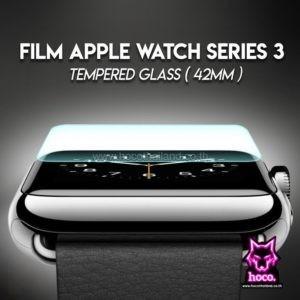 ฟิล์ม Apple Watch Series 3 42mm Film Hoco