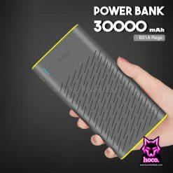 Power Bank B31A 30000mAh พาวเวอร์แบงค์ Hoco