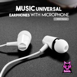 หูฟัง M34 Small Talk Hoco