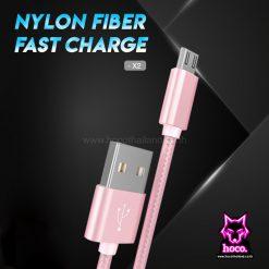 สายชาร์จ Micro X2 Cable Hoco