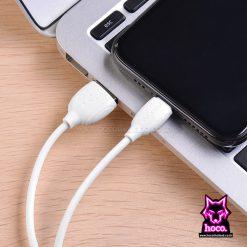 สายชาร์จ ไอโฟน BX19 Cable Lightning Borofone