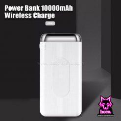 Power Bank Wireless Charge PB60 10000mAh พาวเวอร์แบงค์ XO