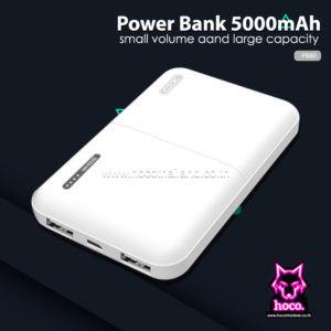 Power Bank PB80 5000mAh พาวเวอร์แบงค์ XO